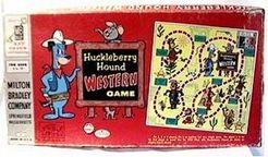 Huckleberry Hound Western Game