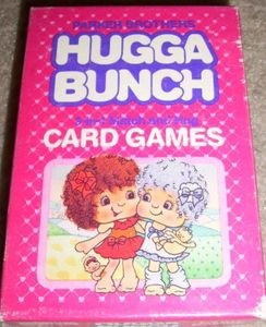 Hugga Bunch 3-in-1 Match and Hug Card Games