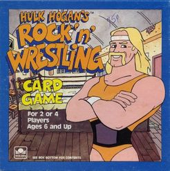 Hulk Hogan's Rock 'n' Wrestling Card Game