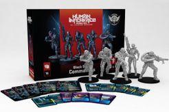 Human Interface: Nakamura Tower – Black Stone Commandos Team