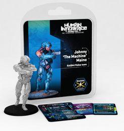 Human Interface: Nakamura Tower – Johnny 'The Machine' Maino