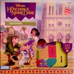 Hunchback of Notre Dame: Electronic Talking Board Game