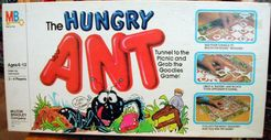 Hungry Ant