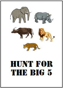 Hunt for the Big Five