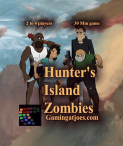Hunter's Island: Zombies