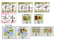 Hunters over Korea: A Solitaire Game of Air Combat over Korea (1950-1953)