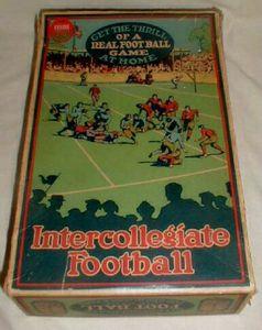 Hustler Intercollegiate Football