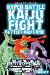 Hyper Battle Kaiju Fight: Wave 2 Battle Pack