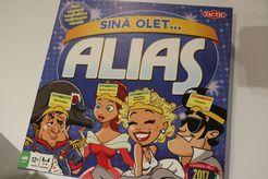 I Am… Alias