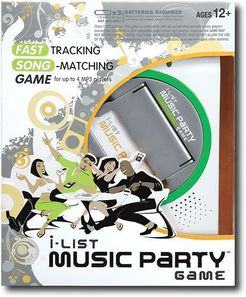I-List Music Party Game