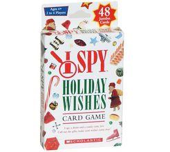 I Spy Holiday Wishes