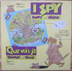 I Spy Puppy World