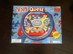 I Spy Quest