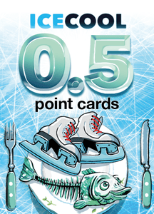 ICECOOL: 0.5 Point Cards