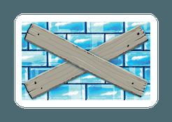 ICECOOL: Blocked Door promo card