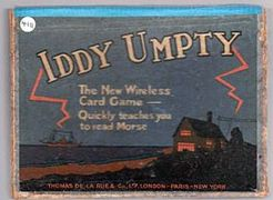 Iddy Umpty