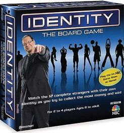 Identity: The Board Game
