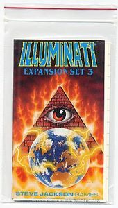 Illuminati Expansion Set 3