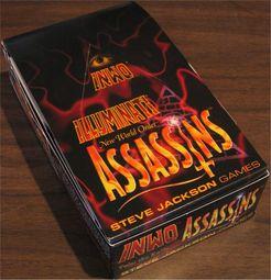 Illuminati: New World Order – Assassins