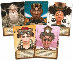 Imaginarium: 5 Handymen power cards