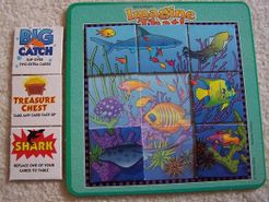 Imagine That! The Puzzling Memory Matching Game! Under the Sea Edition