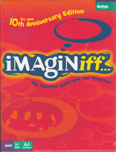 Imaginiff: 10th Anniversary Edition