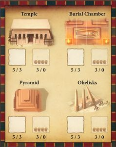 Imhotep: The Stonemason's Wager Mini Expansion