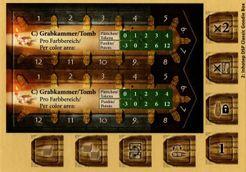 Imhotep: The Sun Ship Tiles – Mini Expansion