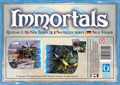 Immortals: Queenie 1 – New Tribes