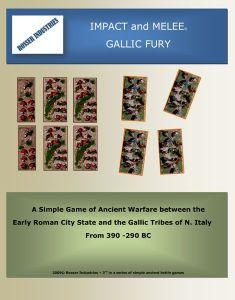 Impact and Melee: Gallic Fury