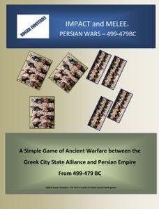 Impact and Melee: Persian Wars – 499-479 BC