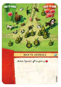 Imperial Settlers: Man vs Animals