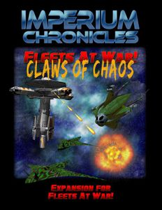 Imperium Chronicles: Fleets at War – Claws of Chaos