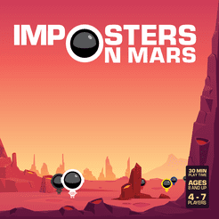 Imposters on Mars