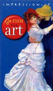 Impressionist Go Fish for Art