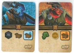 In the Hall of the Mountain King: Tantrum House Promo Cards