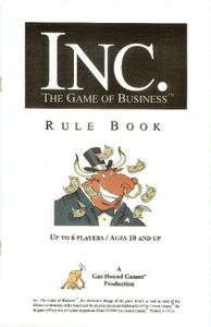 INC.  The Game of Business