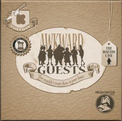 Incómodos Invitados: Awkward Guest Kickstarter Stretch Goals Box