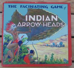Indian Arrow-Heads