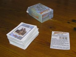 Indiana Jones Card Game
