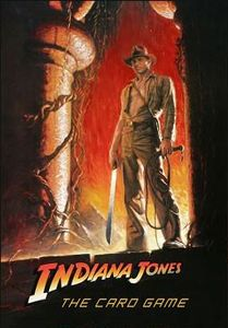 Indiana Jones Card Game 2nd Edition