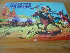 Indianer och Cowboy