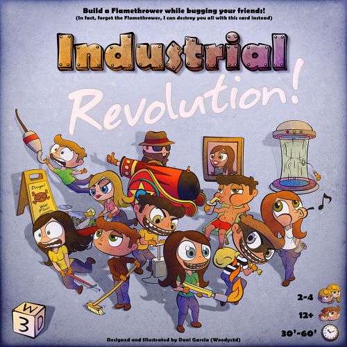 Industrial Revolution!