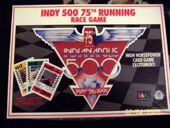 Indy 500 75th Running Race Game