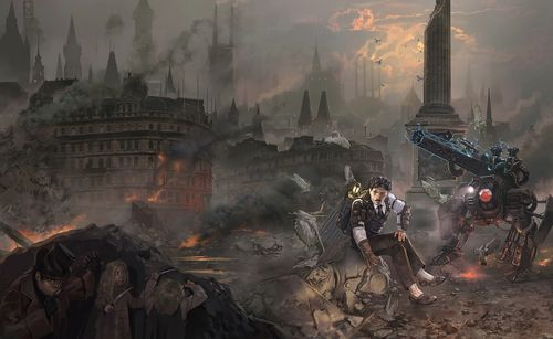 Infamy: Welcome to The Big Smoke