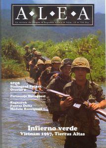 Infierno Verde: Vietnam, Tierras Altas 1967