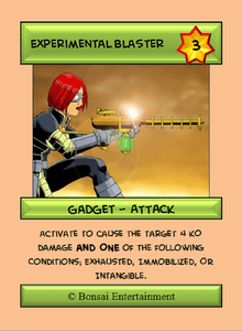 Infinite Power ECG: Gadget Archetype