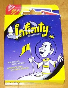 Infinity: the Card Game
