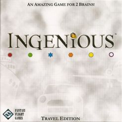 Ingenious: Travel Edition