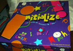 Initialize: The Game of Initials & Fun